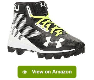 size 6 youth football cleats